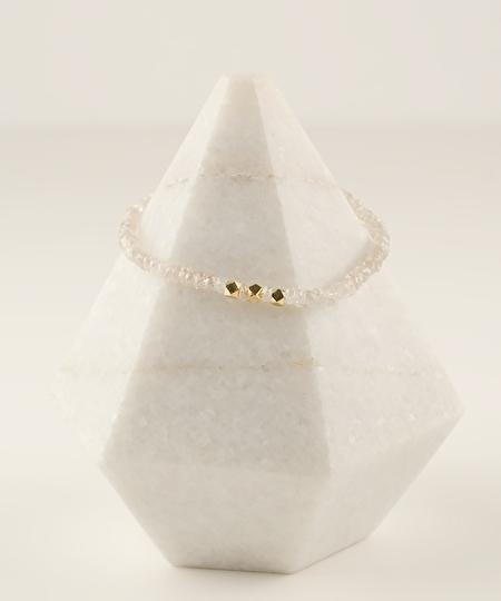 Rustie Zircon Bracelet