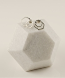 La Ruche Earrings - Silver