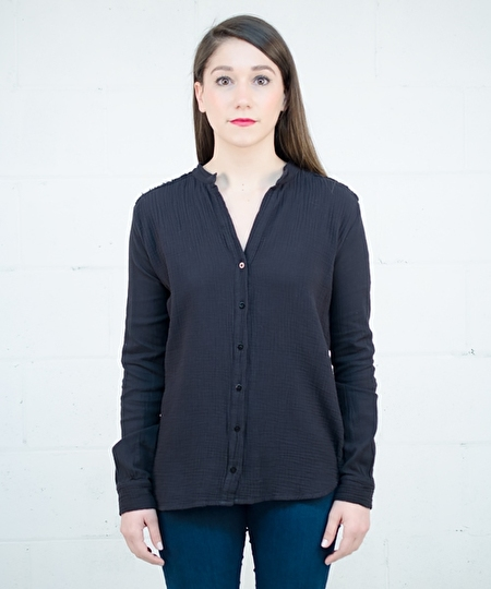 Milou Light Shirt - Black