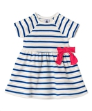 Festino Sailor Dress, Blue - Baby