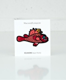Scorpion Fish Iron Patch