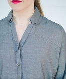 Socrate Shirt, Black