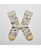 Mid-Grey Hat Socks