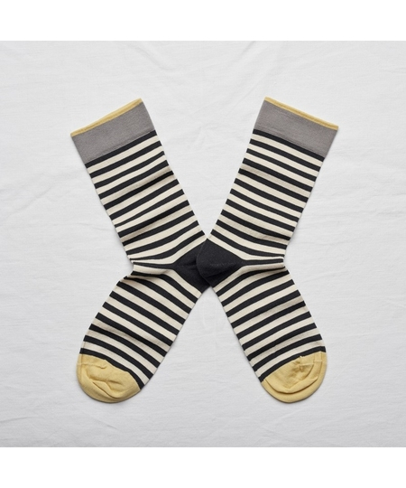 Dark Stripe Socks