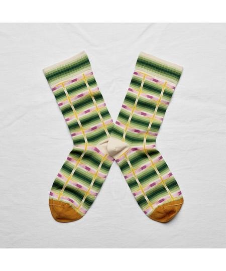 Avocado Checks Socks