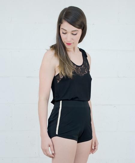 Donia Short - Gold