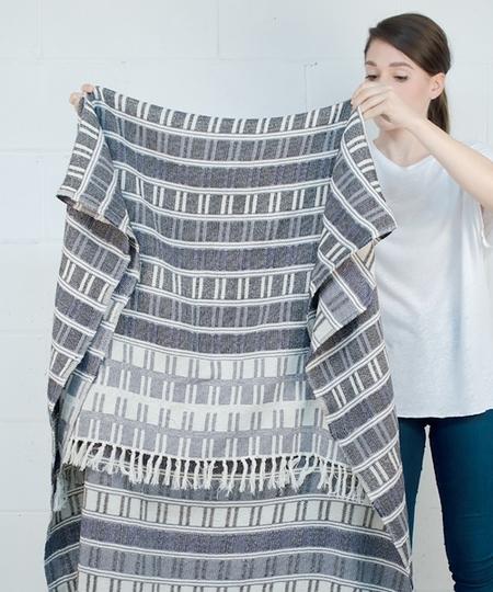 Casamance Blanket - Nuage