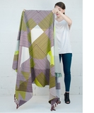 Stella Beach Towel - Acide