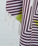 Stella Beach Towel - Acide