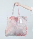 Miroir Tote Bag - Corail