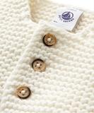 Lada Wool & Cotton Cardigan