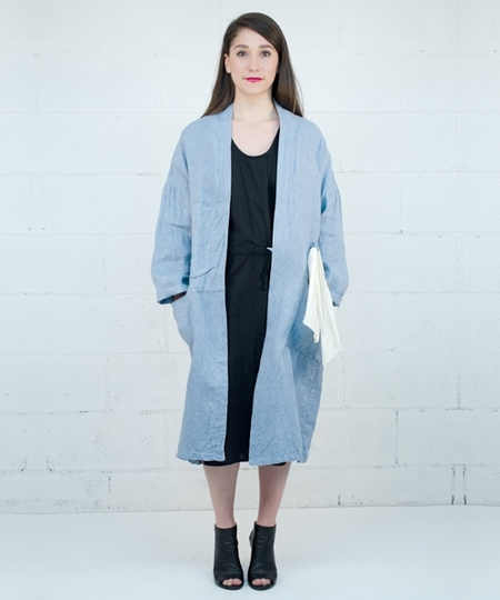 Rosie Coat - Sky