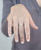 Blossom Silver Ring