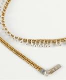 Lustre Bracelet or Necklace - Miel