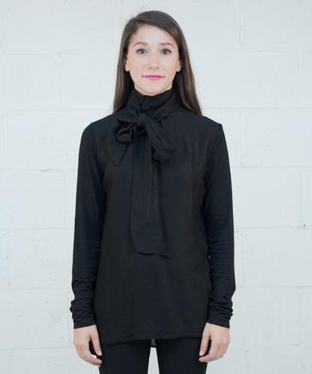 Tine Shirt - Solid Black