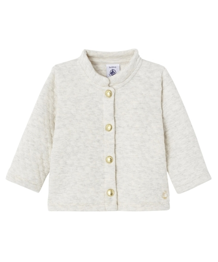 Lina Quilted Cardigan