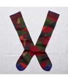 Carmin Crossroads Socks