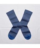 Plain Denim Socks