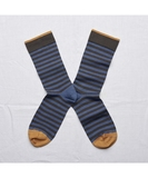Denim Stripes Socks