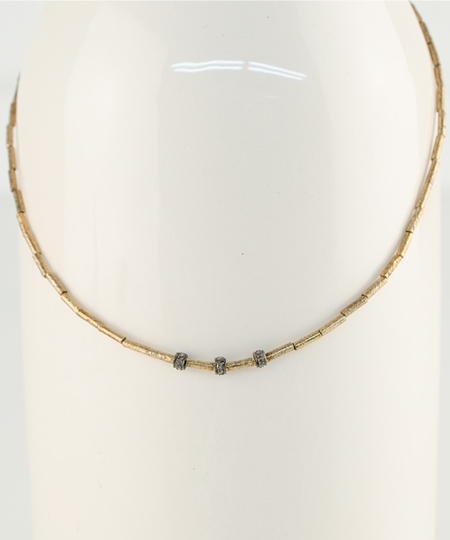 Deli Diamonds Necklace