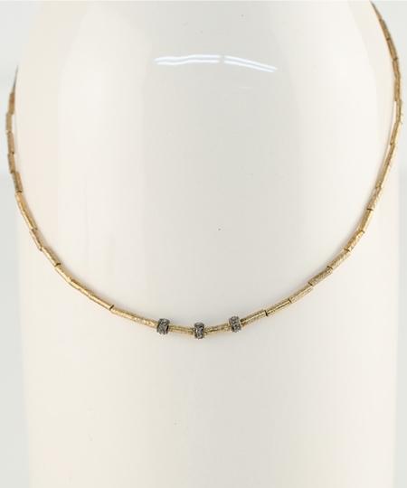 Deli Diamonds Necklace