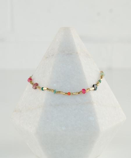 Slim Tourmalines Bracelet