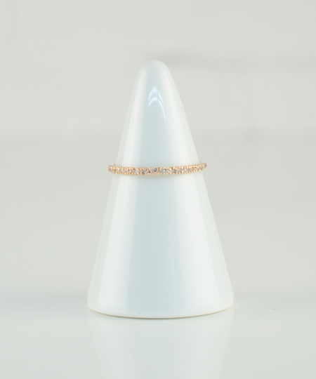 Anju Diamonds Ring