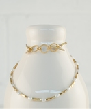 Leon Freshwater Pearls Short Necklace