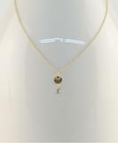 Midori Green Sapphire Necklace