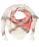 Nilla Cotton Scarf - Fiery Red