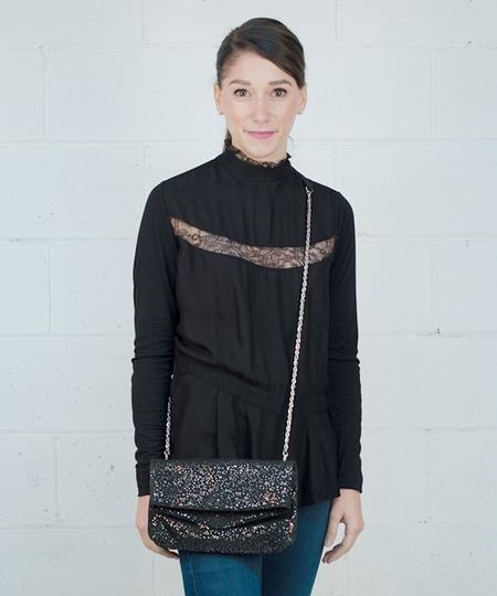 Fera Handbag - Black