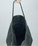 Kobo Handbag - Grey