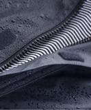 Folk Iconic Unisex Raincoat - Navy