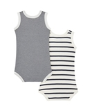 Bateau Pack of 2 Bodies - Tank Top