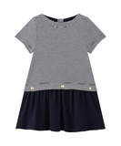 Moby Sailor Dress - Navy