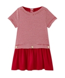 Moby Sailor Dress - Red