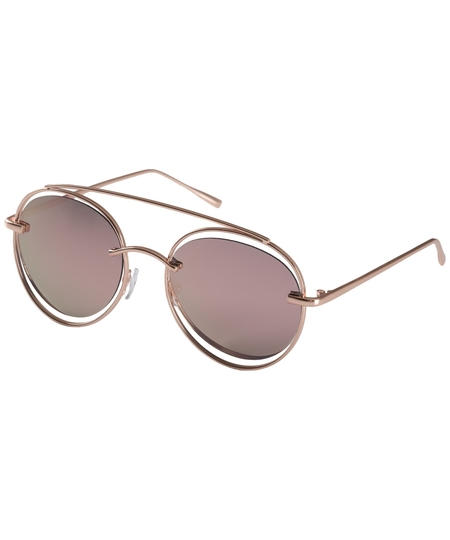 Natasha Sunglasses - Rose