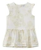 Mariette Flowers Dress