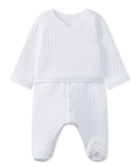 Madiana Quilted Sleepsuit