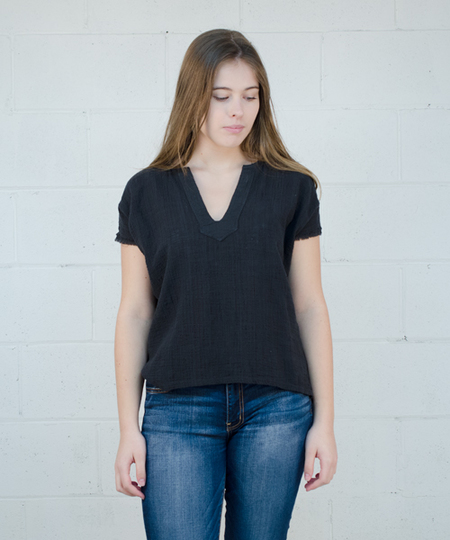 Noora Top - Black