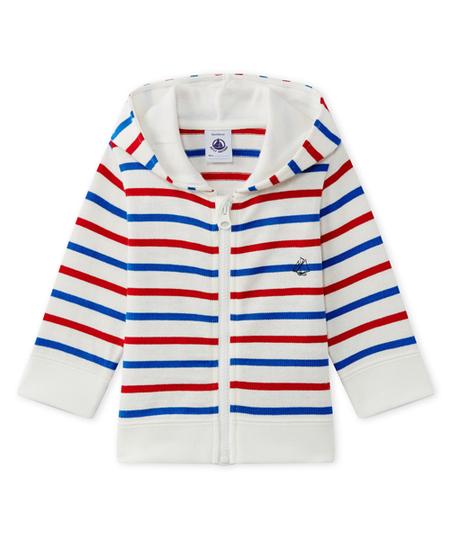 Mandarin Sailor Sweatshirt