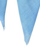 Dainty Lichen Blue Scarf