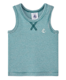 Nicolas Sailor Tank - Green