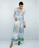 Umbra Wrap Dress