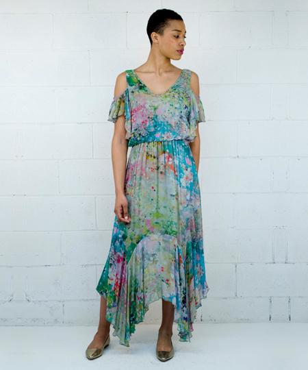Roxen Garden Dress