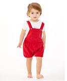 Marisse Short Overalls