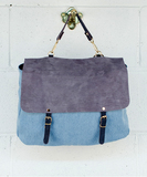 Maxi Maths Handbag - Ocean