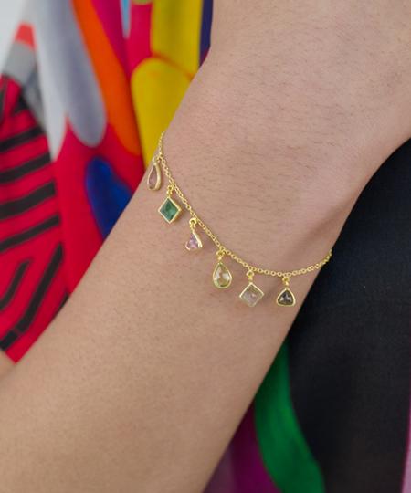 Lolita Tourmalines Bracelet