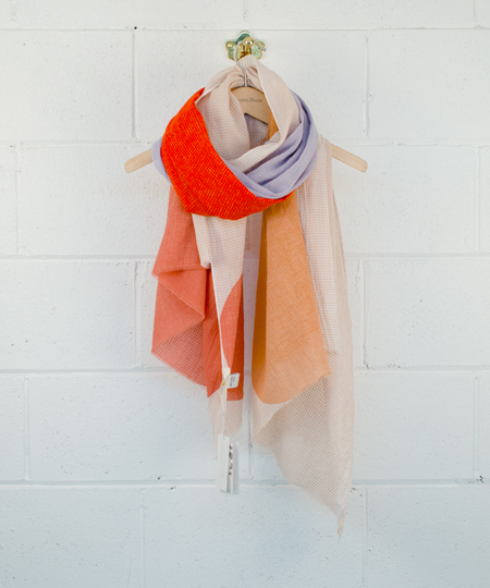 Galet Corail Scarf