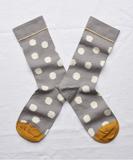 Elephant Polka Socks